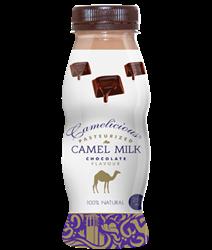 Верблюжье молоко - вкус шоколада