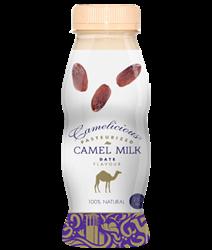 Верблюжье молоко - вкус фиников