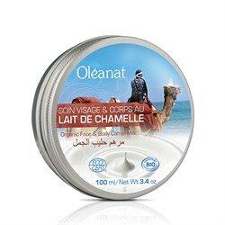 Бальзам для тела и лица с верблюжьим молоком без аромата