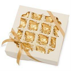 Конфеты из верблюжьего молока в коробке - Черный шоколад