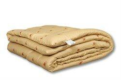 Одеяло из верблюжьей шерсти. Классическое-всесезонное Camel 140х205