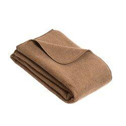 Одеяло из верблюжьей шерсти - Каракумы   140Х205