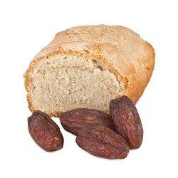 Хлеб на верблюжьем молоке с финиками