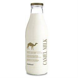 Цельное верблюжье молоко