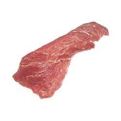 Верблюжье мясо - Outside Flat  мякоть наружней части бедра зачищенная  ( охлажденное )