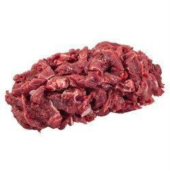 Верблюжье мясо - Поджарка