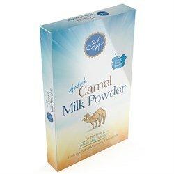 Cухое верблюжье молоко в стиках в коробке - 40г.