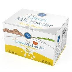 Напиток Верблюжье молоко - c банановым вкусом - 300г.