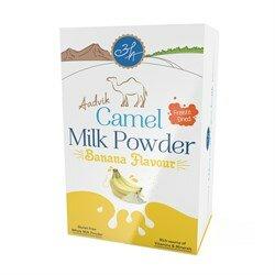 Напиток Верблюжье молоко - c банановым вкусом - 150г.