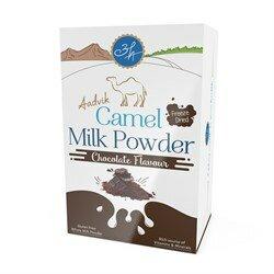 Напиток Верблюжье молоко - c шоколадным вкусом - 150г.
