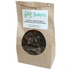 Печенье для собак с лёгким верблюда и рисом